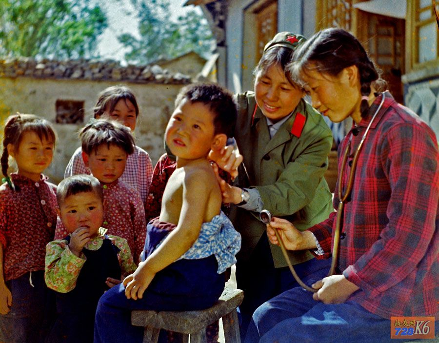 中国农村老照片-优酷图库
